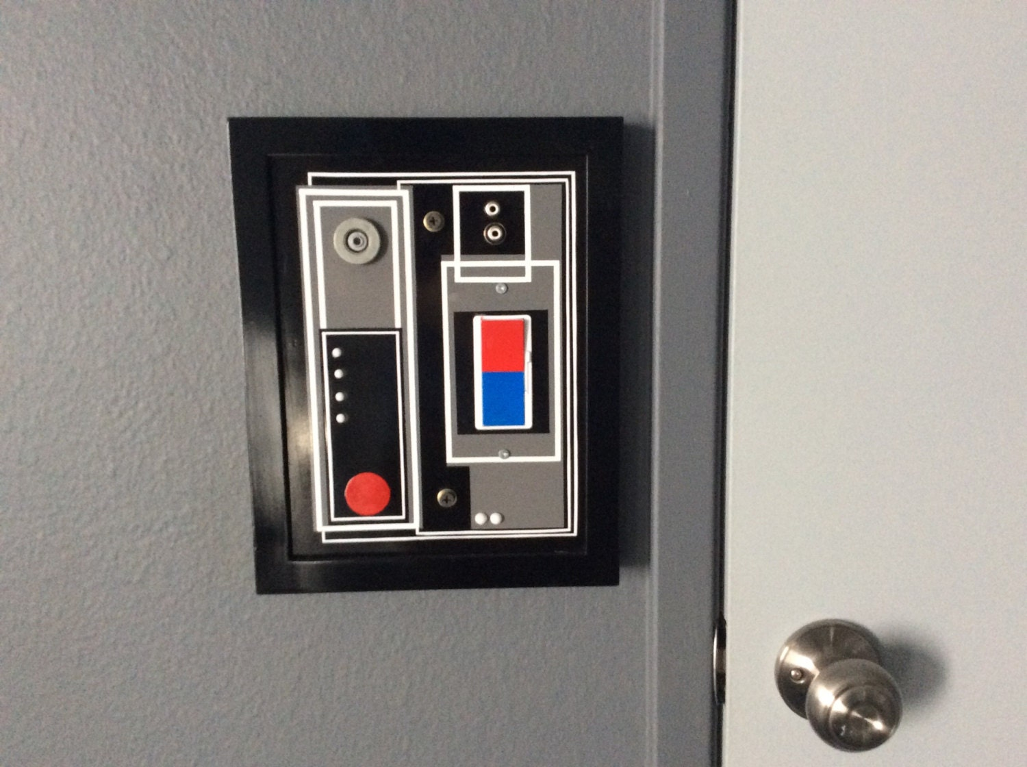 Wars light switch panel cover