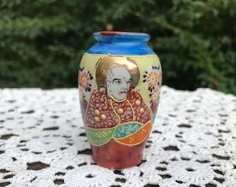 Small Japanese Vase