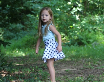 Sassy Shorts Only - 2T, 3T, 4T, 6, 8, 10 - Girls Shorts - Girls Bloomers - Sensory, Autism, Gtube, Tagless, no lace