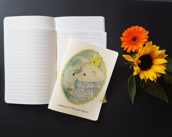 Journal of the cute Hedgehog (in profile)