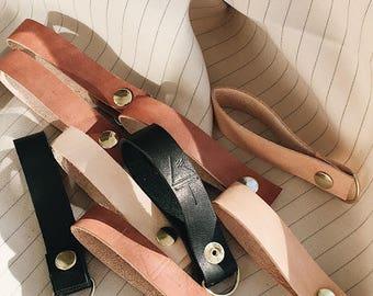 Leather Key Strap
