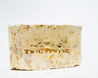 Mom's Oatmeal & Cream Artisan Soap