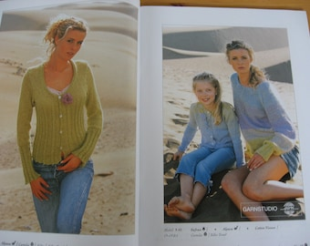 Drops Knitting Pattern Book 88