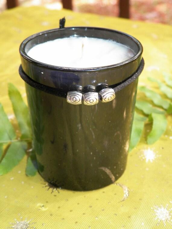 Hex Breaker Banishing Exorcism Soy Hand Made Candle
