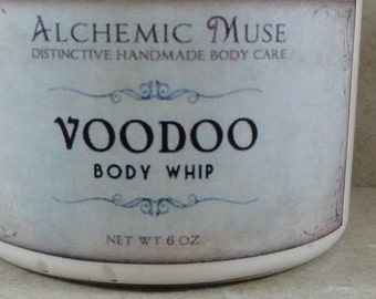 Voodoo - Body Whip - Madagascar Vanilla - Valentine's Day Limited Edition