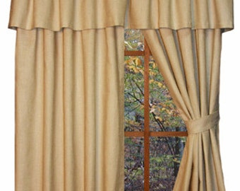 Curtains and valances solid, Solid curtains and window valances, Curtain panels, Valances, Window curtains, Drapes, Draperies, Shaped valanc