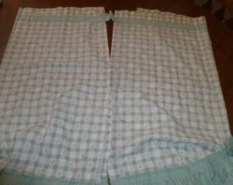 Vintage Kitchen Curtains