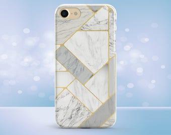 gold marble iphone 8 plus case