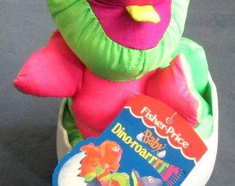 Fisher-Price Baby Dino-Roarrrr mint condition