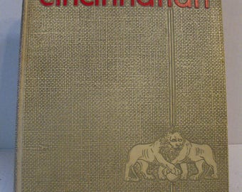 1951 University of Cincinnati Cincinnatian Yearbook Cincinnati OH