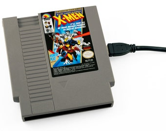 NES Hard Drive - The Uncanny X-Men