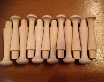 12 large shaker pegs