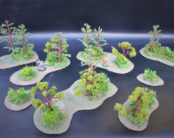 Table Top Forest / Jungle Terrain