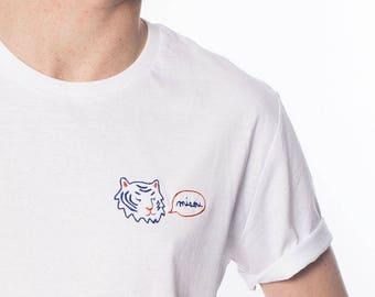 Miaou Tiger T-shirt