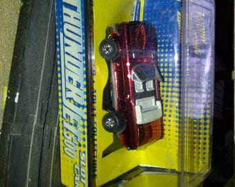 NEW Ho Slot car Ford Mustang made by Johnny Lightning