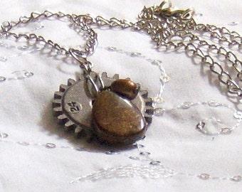 Bronze 24 Necklace