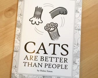 Cats Are Better Than People