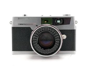 Petri 7s- 45mm f/1.8 - Vintage 35mm Rangefinder Camera