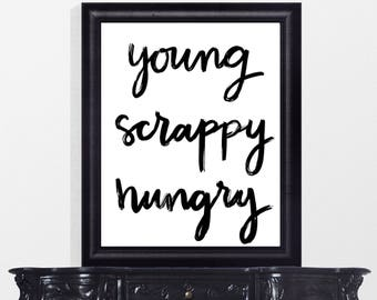 Hamilton - Young Scrappy Hungry - Digital Download