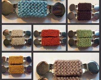 Custom mitten clips