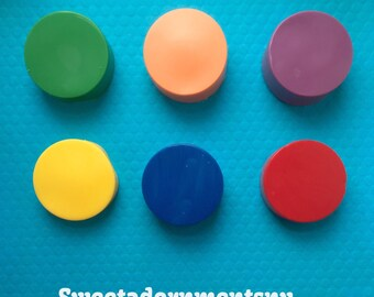 RAINBOW Chocolate Covered Oreos(12), CIRCUS PARTY favor, Paint party, Rainbow Party