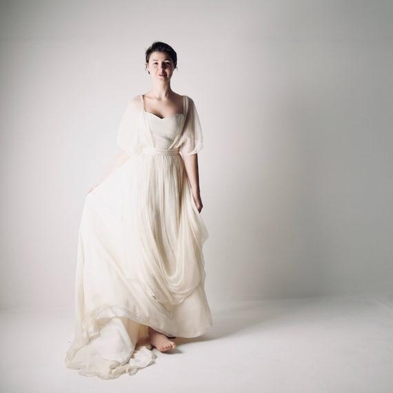 Boho wedding dress Bohemian Wedding dress Plus size wedding