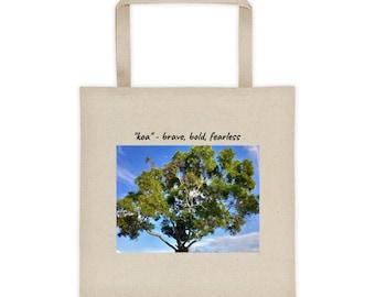 Koa Tree Tote Bag