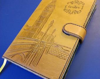 Big Ben Travel Journal Cover
