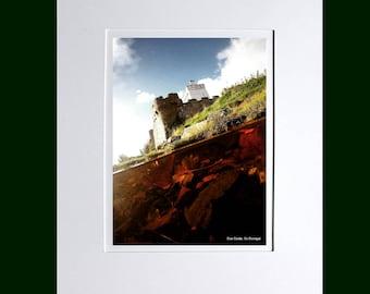 Doe Castle, Co Donegal, White Mount, Photography, Landscape Photo, Ireland Landscape, Wild Atlantic Way, Wall Decor