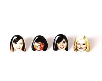 Parks and Recreation Girls Earrings