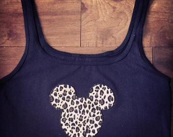 Mouse Inspired Tank adult sizes