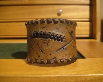 Frankenstein creature bracelet