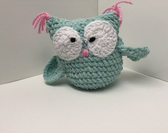 Hootie the Owl Amigurumi