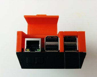 NES style case for Raspberry Pi Model 2 and 3