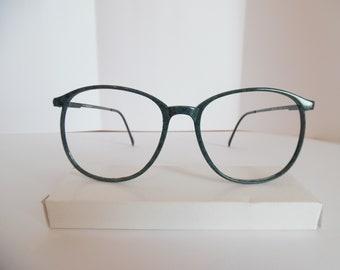 Vintage Womens Marchon Eyeglasses Used Eyeglasses Made in Japan