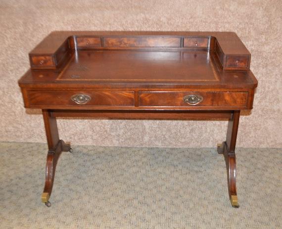 vintage ladies writing desk