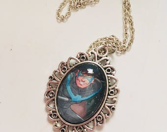 Nightwing Necklace
