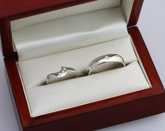Custom Made Wedding Rings