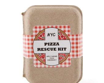 NYC Pizza Rescue Kit