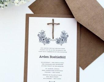 Unique invitations Etsy