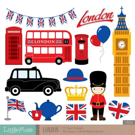 London Clipart Clipart britischen Clipart England