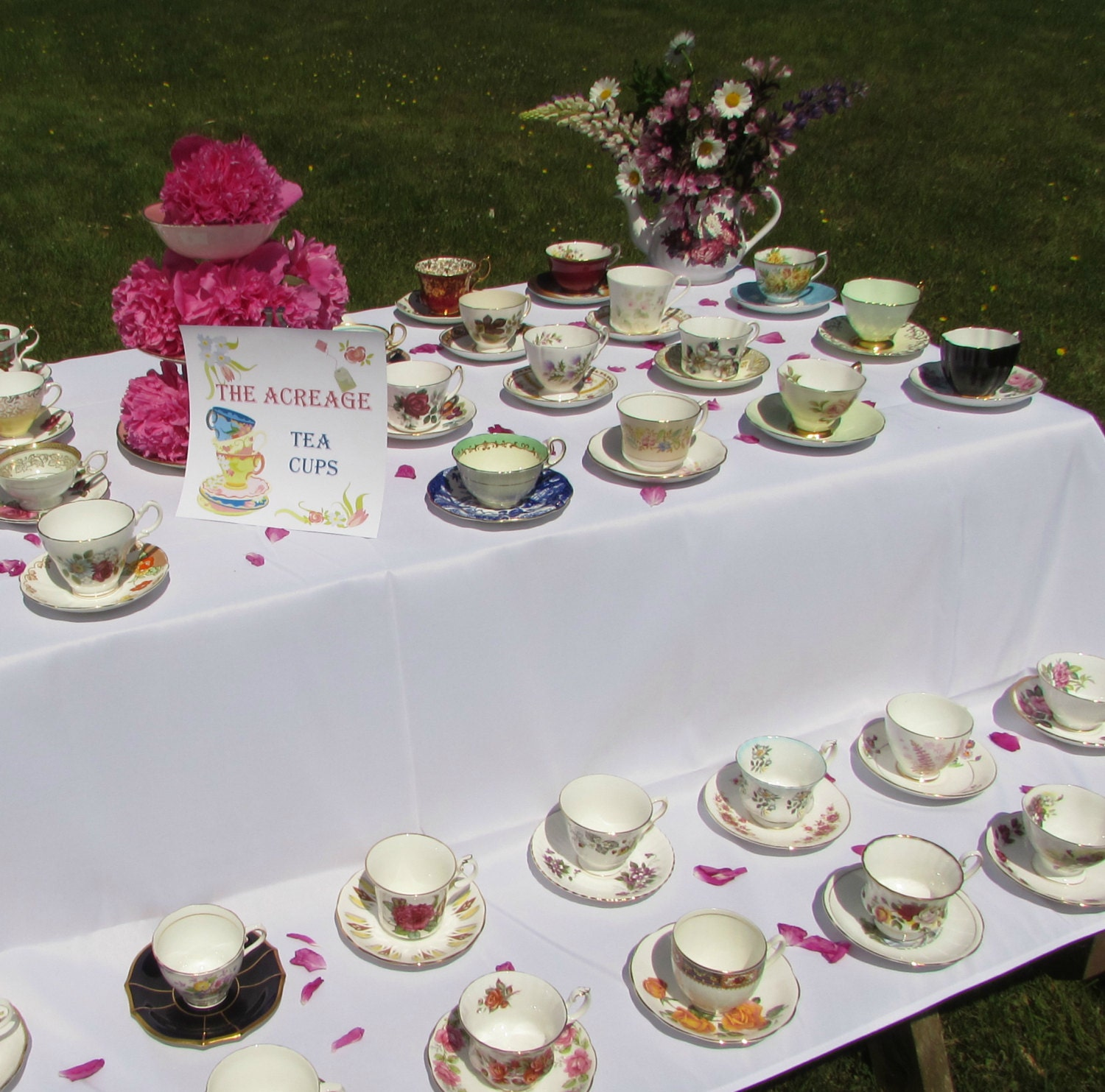 Famous Wedding Tea Cakes Composition - The Wedding Ideas ...