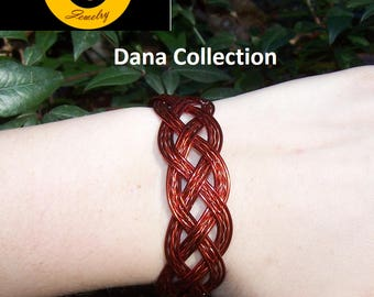 Handcrafted Copper Bracelets by Celtic Creek Jewelry
