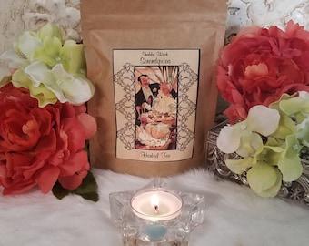 Serendipitea Organic Herbal Tea Blend, Certified Organic
