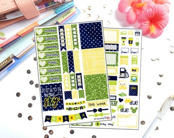 Decorate Like Me Toy Story for Erin Condren Life Planner/Planners