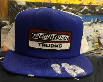 vintage trucker hat