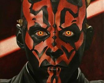 Darth Maul of the Sith Order Empire