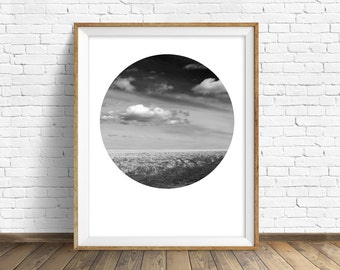 """nature photography, large art, large wall art, printable art, instant download printable art, art print, landscape prints - """"Crossing Paths"""""""