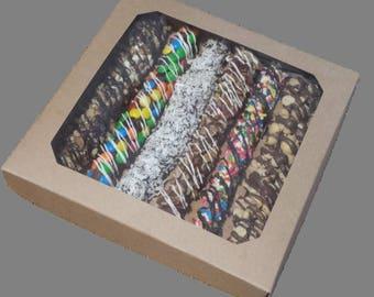 Gourmet Pretzel Box
