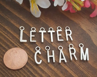 Add on Letter Charm of Your Choice | Add on ONLY please
